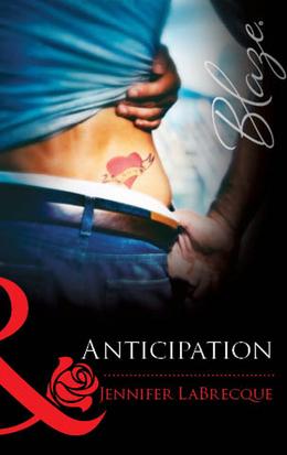 Anticipation (Mills & Boon Blaze)