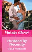 Husband By Necessity (Mills & Boon Vintage Cherish)