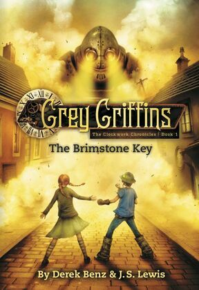 Grey Griffins: The Brimstone Key