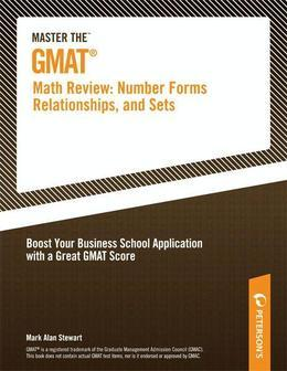 Master the GMAT--Quantitative Section