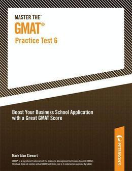 Master the GMAT--Practice Test 5