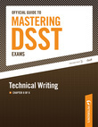 Official Guide to Mastering the DSST--Technical Writing