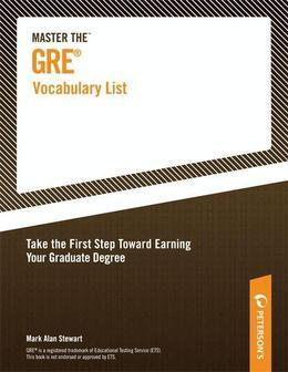 Master the GRE Vocabulary List