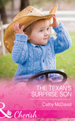 The Texan's Surprise Son (Mills & Boon Cherish) (Texas Rodeo Barons, Book 6)