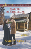 Married by Christmas (Mills & Boon Love Inspired Historical) (Smoky Mountain Matches, Book 5)