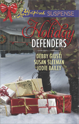 Holiday Defenders: Mission: Christmas Rescue / Special Ops Christmas / Homefront Holiday Hero (Mills & Boon Love Inspired Suspense)