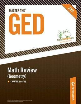 Master the GED: Mastering the Language Arts Writing Test, Part I: Chapter 3 of 16