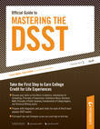 Official Guide to Mastering the DSST