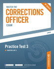 Master the Corrections Officer: Practice Test 3: Chapter 6 of 9