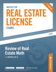 Master the Real Estate License Exam: Review of Real Estate Math:  Chapter 14 of 14