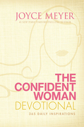 The Confident Woman Devotional: 365 Daily Inspirations