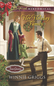Her Holiday Family (Mills & Boon Love Inspired Historical) (Texas Grooms (Love Inspired Historical), Book 5)