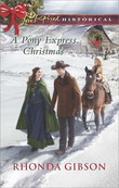 A Pony Express Christmas (Mills & Boon Love Inspired Historical)