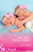The SEAL's Holiday Babies (Mills & Boon Cherish) (Bridesmaids Creek, Book 2)