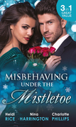 Misbehaving Under the Mistletoe: On the First Night of Christmas... / Secrets of the Rich & Famous / Truth-Or-Date.com (Mills & Boon M&B)