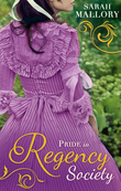Pride in Regency Society: Wicked Captain, Wayward Wife / The Earl's Runaway Bride (Mills & Boon M&B)