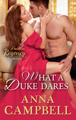 What A Duke Dares (Mills & Boon M&B)