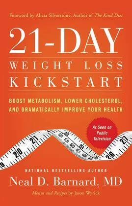 21-Day Weight Loss Kickstart: Boost Metabolism, Lower Cholesterol, and Dramatically Improve Your Health