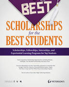 The Best Scholarships for the Best Students--A Selection of Top Internships and Experiential Opportunities - Chapter 5 of 12