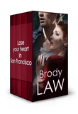 Brody Law: The Bridge / The District / The Wharf / The Hill (Mills & Boon e-Book Collections)