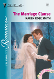The Marriage Clause (Mills & Boon Silhouette)