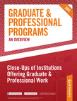 Peterson's Graduate & Professional Programs: An Overview--Close-Ups of Institutions Offering Graduate & Professional Work