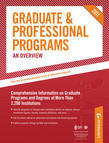 Graduate & Professional Programs: An Overview 2011 (Grad 1): An Overview 2011 (Grad 1)