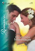 Blind-Date Marriage (Mills & Boon Silhouette)