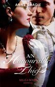 An Honourable Thief (Mills & Boon Historical)