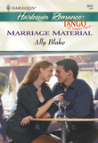 Marriage Material (Mills & Boon Cherish)