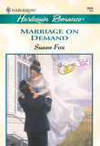Marriage On Demand (Mills & Boon Cherish)