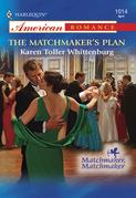 The Matchmaker's Plan (Mills & Boon American Romance)