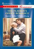 The Playboy's Office Romance (Mills & Boon American Romance)