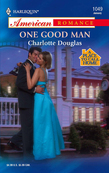 One Good Man (Mills & Boon American Romance)