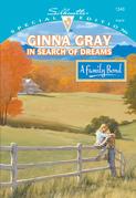 In Search Of Dreams (Mills & Boon Cherish)