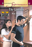The Listener (Mills & Boon Vintage Superromance)
