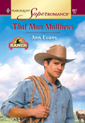 That Man Matthews (Mills & Boon Vintage Superromance)