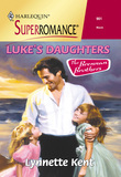 Luke's Daughters (Mills & Boon Vintage Superromance)