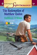 The Redemption Of Matthew Quinn (Mills & Boon Vintage Superromance)