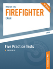 Master the Firefighter Exam: Five Practice Tests: Part III of III