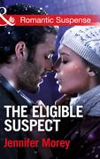 The Eligible Suspect (Mills & Boon Romantic Suspense) (Ivy Avengers, Book 4)