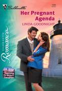 Her Pregnant Agenda (Mills & Boon Silhouette)