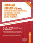 Graduate Programs in the Physical Sciences, Mathematics, Agricultural Sciences, the Environment &amp; Natural Resources 2011 (Grad 4)