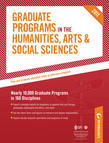 Peterson's Graduate Programs in the Humanities 2011: Sections 7-13 of 27