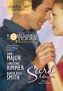 Secret Admirer: Secret Kisses / Hidden Hearts / Dream Marriage (Mills & Boon Silhouette)