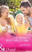 The Fireman's Ready-Made Family (Mills & Boon Cherish) (The St. Johns of Stonerock, Book 2)
