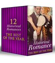 Historical Romance - The Best of the Year (Mills & Boon e-Book Collections)