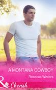A Montana Cowboy (Mills & Boon Cherish) (Hitting Rocks Cowboys, Book 4)