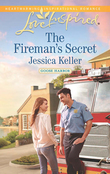 The Fireman's Secret (Mills & Boon Love Inspired) (Goose Harbor, Book 2)