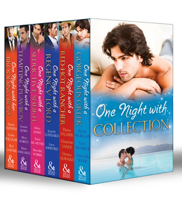 One Night with Collection (Mills & Boon e-Book Collections)